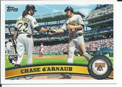 2011 Topps Update Pick Your Own Cards Sands-Chatwood RC