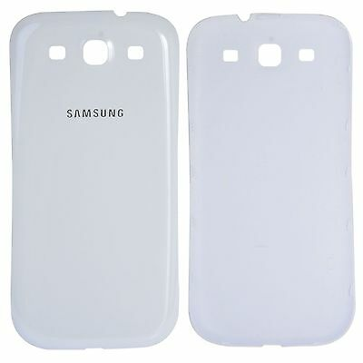 HIGH QUALITY White Battery Back Cover Case Door For Samsung Galaxy S3 SIII I9300