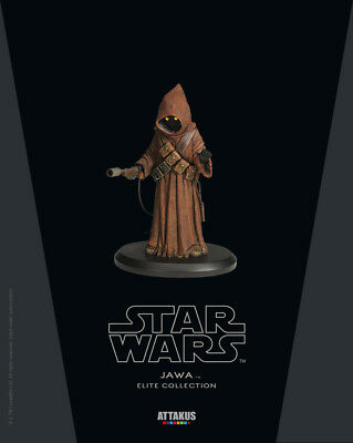 Elite Collection Statue Star Wars Jawa Attakus 1/10 - (2017) Statue
