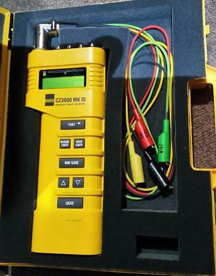 Aegis  CZ3000 Mk III  Insulation Fault Locator for copper wires.