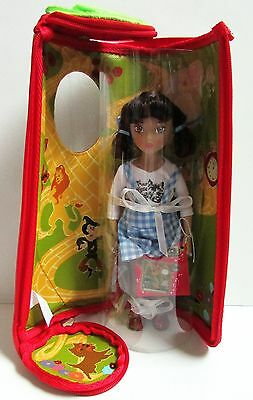 Madame Alexander WIZARD OF OZ 2009 Limited Edition Dorothy Doll W/ Play Case NEW