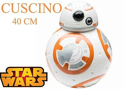 Cuscino Star Wars Sagomato - 40 Cm Disney