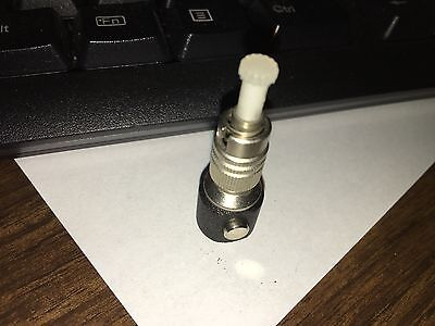 Bare Fiber Optic ST Adapter  / OTDR TECH Tool