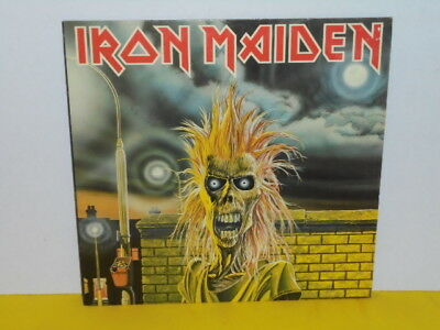 Lp - Iron Maiden