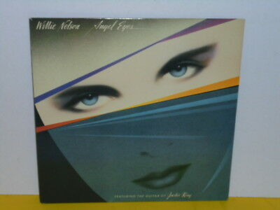 Lp - Willie Nelson Feat. Jackie King- Angel Eyes