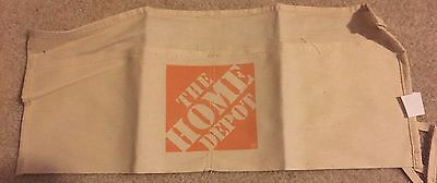 HOME DEPOT canvas work aprons carpenter's tools crafts money collecting KIDS
