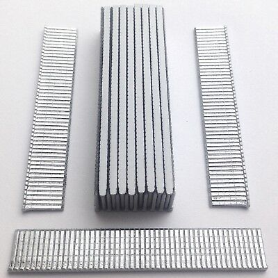 18 Gauge Brad Nails 5000 Leg Length -10mm Wire - 1.2mm 5 Packs x 1000 Pieces