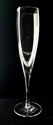 "Mikasa PANACHE Champagne Flute, 9 3/4"", Unused with Label, Multiples Available"