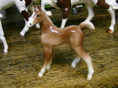 OLD Porcelain PONY Has the Brand of The 1st Dude Ranch in California 1912-49 #4
