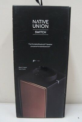 Native Union Swtich Portable Bluetooth Speaker