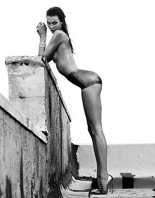 HOT SEXY PHOTO A4 karlie kloss (8x12) inches