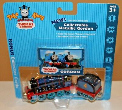 Thomas And Friends Collectable Metallic Gordon Ltd Edition New Boxed