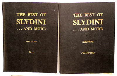 The Best of Slydini ... and More-Fulves-Magic Book-1st Ed-Coins Cards-Close-Up