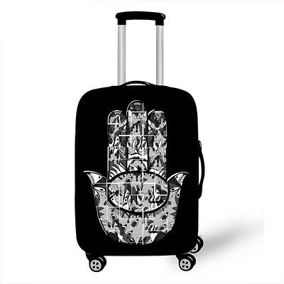 Travel Luggage Protector Elastic Suitcase Dust Cover 18-28 Inch Trolley Case Bag