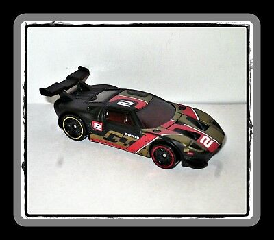 Hot Wheels 2017 - * Ford Gt - Lm * - Mystery  Edition -