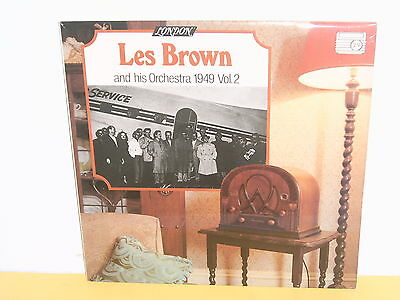 Lp - Les Brown And His Orchestra 1949 Vol. 2