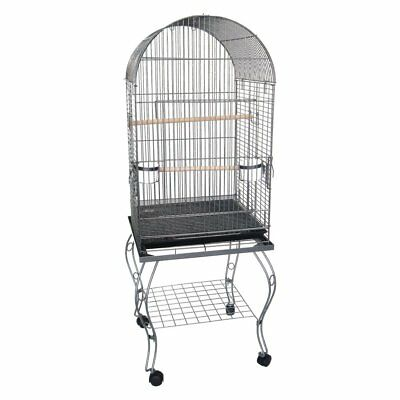 YML 24 in. Parrot Cage with Stand
