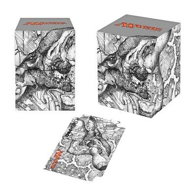 Unstable Very Cryptic Command PRO 100+ Deck Box for Magic
