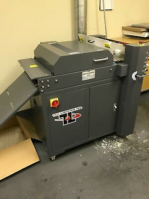 TEC-Lighting UV Roller Coater Good Condition Easy to Use Well-Maintained