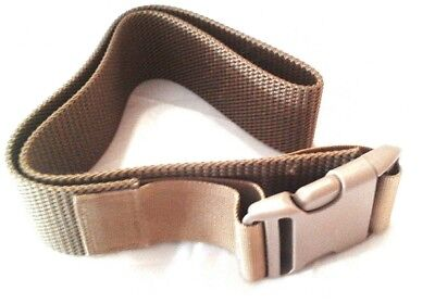 Tas Premium Army Belt Hd Webbing Duraflex 50Mm Quick Release Med Or Large