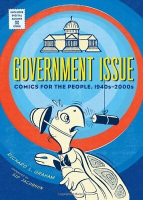 GOVERNMENT ISSUE By Richard Graham **BRAND NEW**