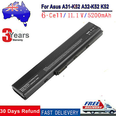 Laptop Battery for ASUS A31-K52 A32-K52 A41-K52 A42-K52 K52Dr K52F K52JC