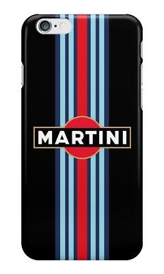 NEW Martini Racing Team iphone case for 5s 6 6s 6s Plus 7 7+