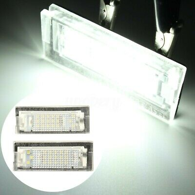 2x Error Free 18LED Number License Plate Light Lamp For BMW E39 5Door Touring