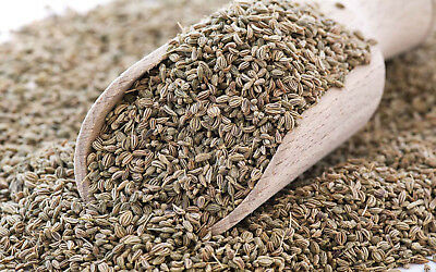 100% Pure Organic Indian Whole Carom Seeds Free Shipping