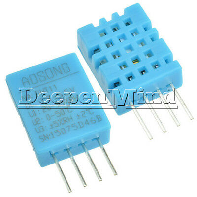 1/2/5PCS DHT11 DHT-11 Digital Temperature and Humidity Sensor For Arduino NEW