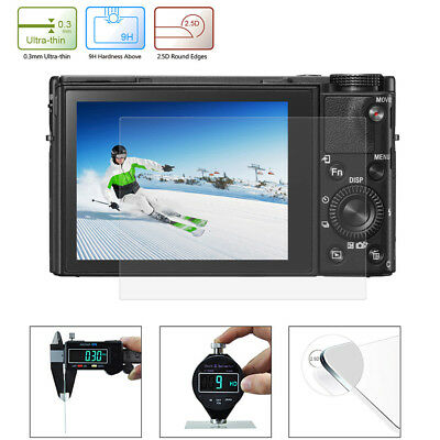 Anti-scratch 9H Tempered Glass Screen Protector Film New For SONY RX100/A7M2