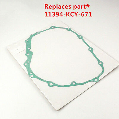 Clutch Cover Gasket For Honda TRX400EX Sportrax 1999-2004 Replaces 11394-KCY-671