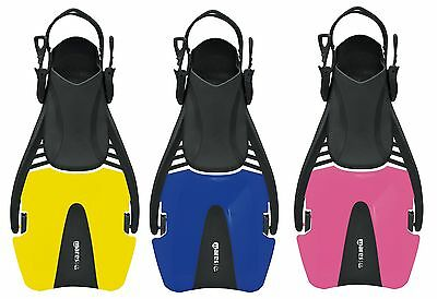 Mares Coral in original packaging Snorkel Fins 27-36 var. Colours Heel