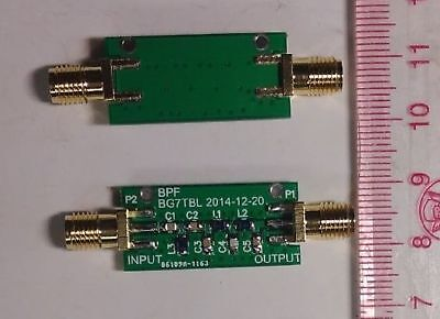 1pcs 10M 10MHz BPF bandpass filter