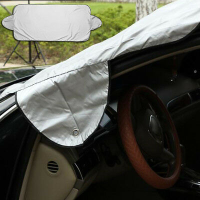 1x Prevent Snow Ice Sun Shade Dust Frost Freezing Car Windshield Cover Protector