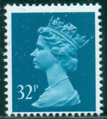 Great Britain Sg-X983, Scott # Mh-145, Mint, Og, Nh, Great Price!