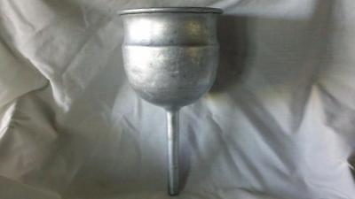 """Large Vintage Dale Bros Coffee, Fresno, Cal 12"""" Metal Funnel - Free Shipping"""
