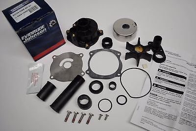 New Johnson Evinrude OEM Outboard Water Pump Kit 5001595 with Housing BRP/OMC