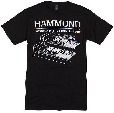 Hammond B3 T - Shirt (Factory Authorized) at BB Organ