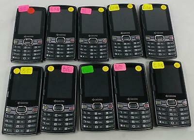Lot of 10 Kyocera Verve S3150 Sprint QWERTY keyboard Cellphone BULK 247