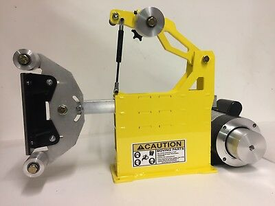 """Belt Grinder 2x72"""" Complete Chassis WITH MOTOR combo"""