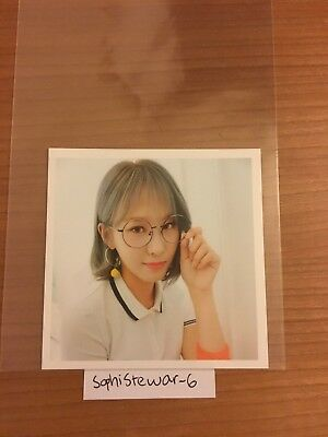 PRISTIN YUHA Official Postcard PHOTOCARD #3 2nd Mini Album SCHXXL OUT 유하