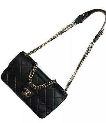 ae0e797d184557 ... MINT CHANEL Vintage Midnight Blue Velvet Large Diana Flap Bag Gold HW.  $4,495.00 Buy It Now 21d 8h. See Details. Ultra Rare Chanel Perfect Edge  Flap Bag