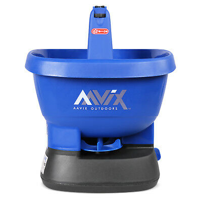 AAVIX  6V  Cordless  Spreader  Spreader & Seeder  Electric Broadcast