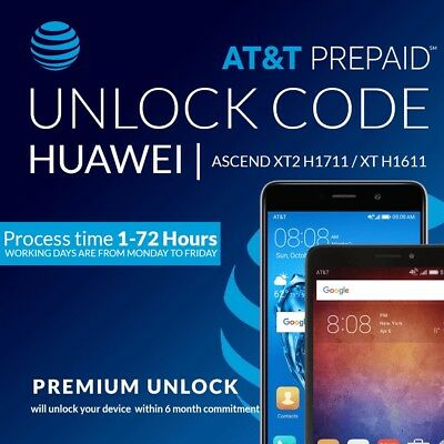 HUAWEI Any Model Factory Unlock Code Service Any Carrier