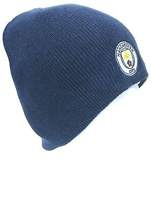 Manchester City Hat Beanie Official Football Club Gifts