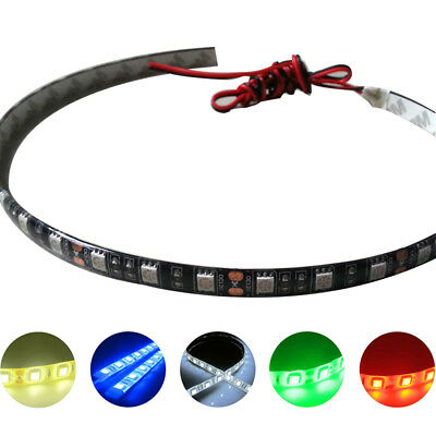 12V 1M 60LED Black PCB SMD5050 Waterproof LED Streifen Licht DIY Household Light
