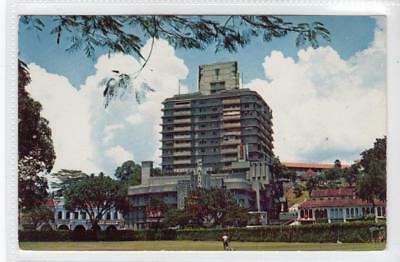 CATHAY BUILDING: Singapore postcard (C31403)