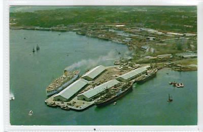 HARBOUR BOARD: Singapore postcard (C31405)