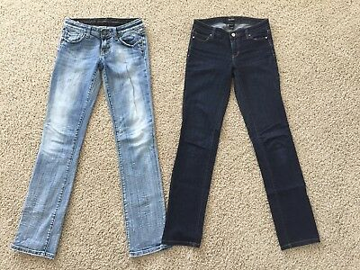 Jeans Lot 2 pairs - Express + White House Black Market